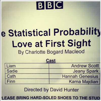 Love at first sight cast